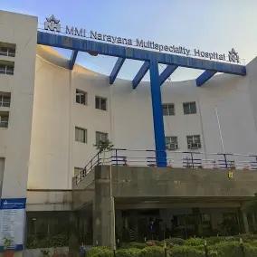 MMI Narayana Multispeciality Hospital, Raipur