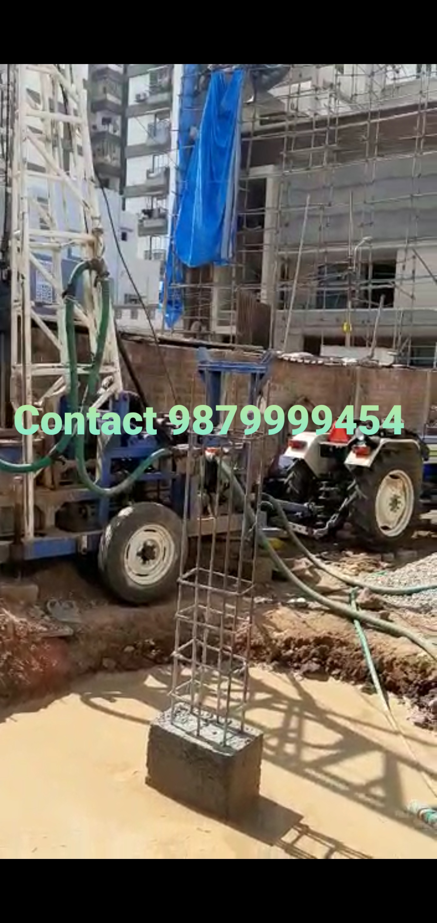 P.A Borewell And Services